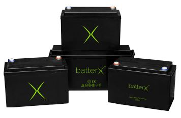 batterX Batteries