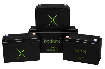 batterX Batteries